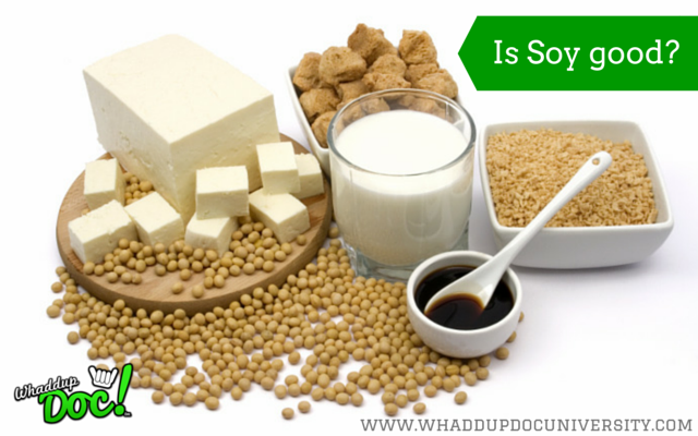 Is Soy Healthy for you