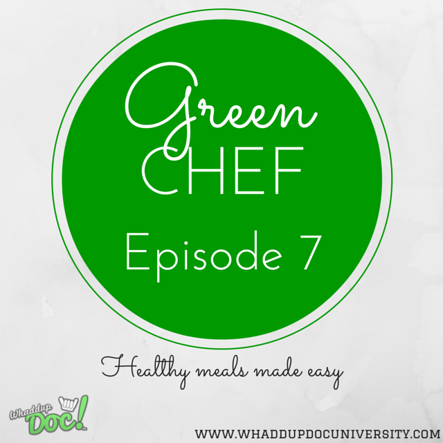 Episode 7: Nutritious meals made easy with GreenChef