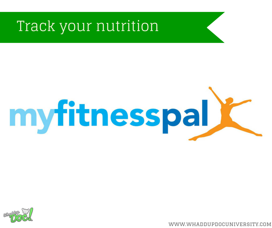 Episode 6: Tracking your nutrition with MyFitnessPal