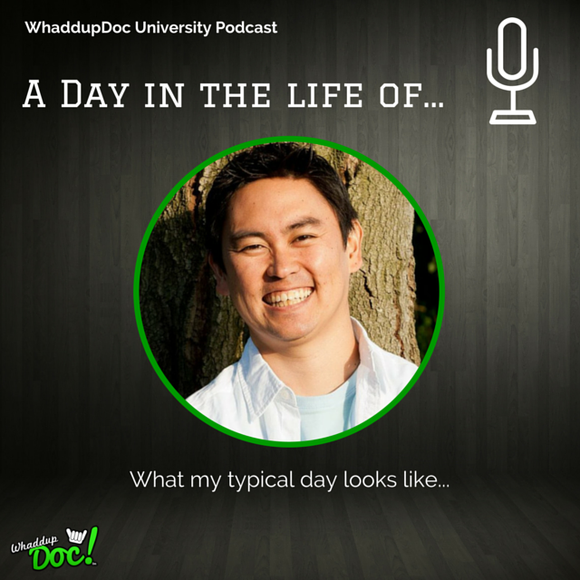 Episode 16: A Day in the life of Dr. Mike
