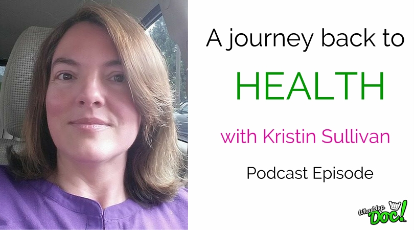 Episode 28: A Journey back to health