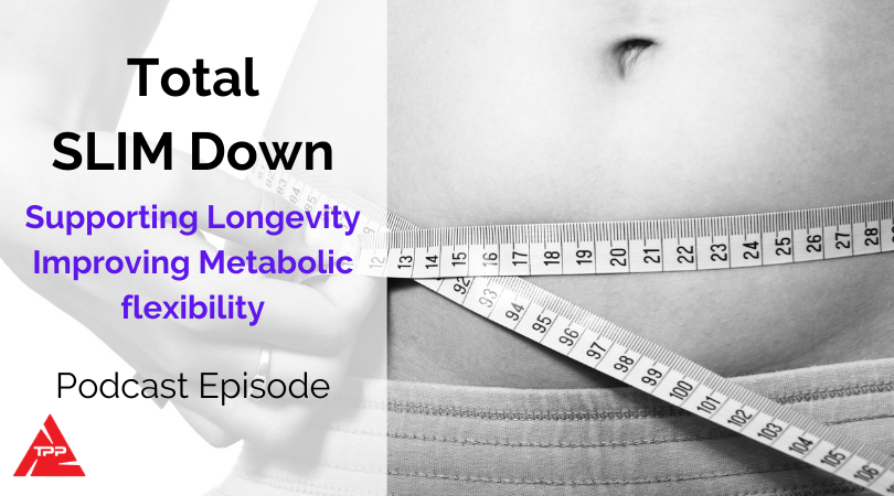 Episode 83: Improving Metabolic Flexibility & balancing the insulin response